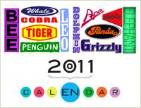 [Calendar cover]